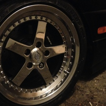 Linea sport SSR super spoke gt-r