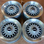 BBS RS Nissan