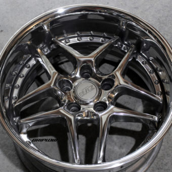 BLitz 03 jdm e36 s13 s14 polish polished wheels