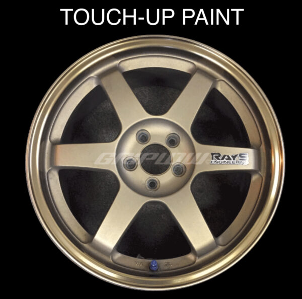VOLK bronze touch up paint for RAYS te37 se37 ce28 re30 LMGT4 TF1 wheels rim JDM