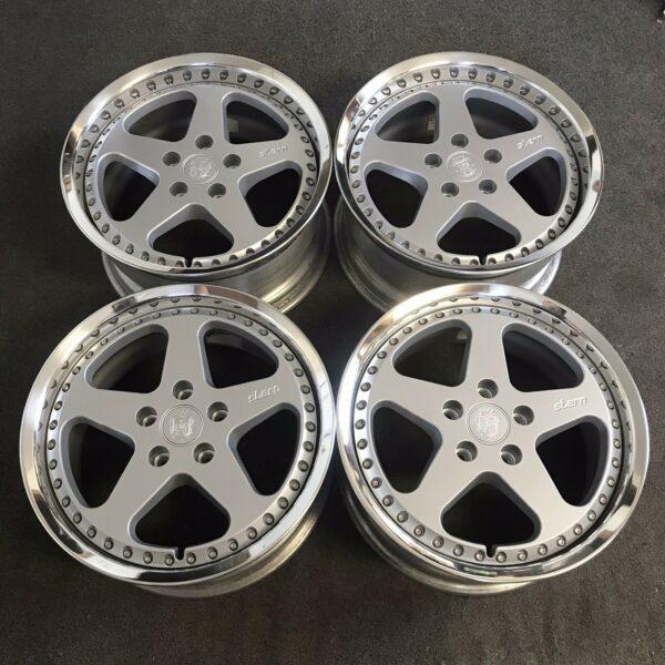 Stern Face II wheels rims JDM stern saleen rx-7 silvia z32