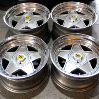 Compomotive wheels ferrari