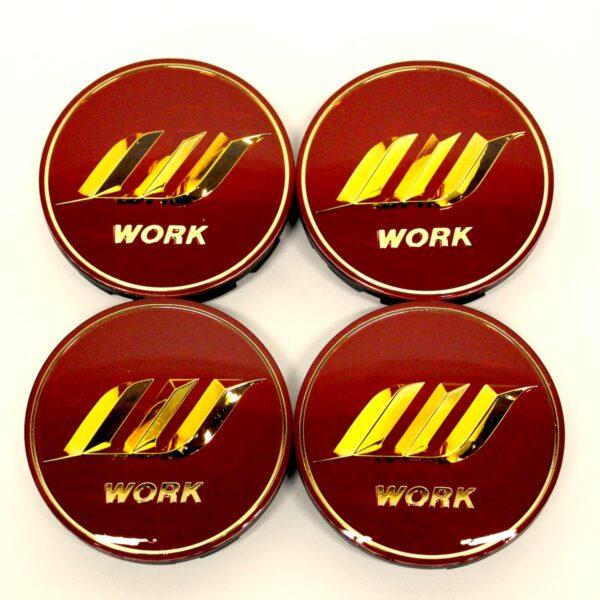 Work W all