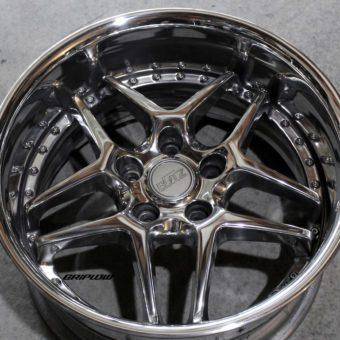 BLitz 03 jdm e36 s13 s14 polish polished wheels