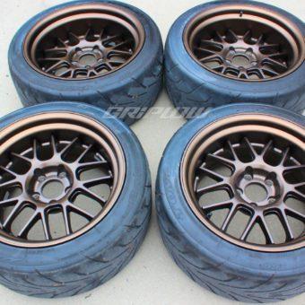 Work M1R s13 s14 bronze 17 wheels