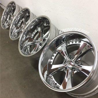 weds kranze ratzinger s13 s14 drift 3 piece wheels z32 z33