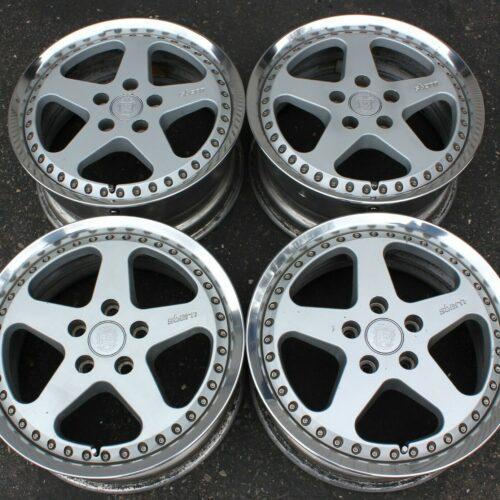 stern face II wheels silver